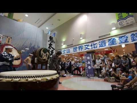 20130621 FUJIYAMA-ONDEKOZA 富士山世界文化遺産登録前夜祭