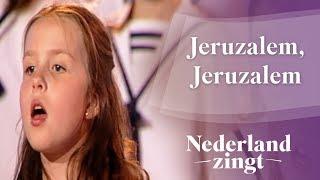 Nederland Zingt: Jeruzalem, Jeruzalem Resimi