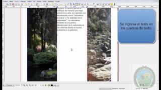 Практика 5 Керівництво по Scribus