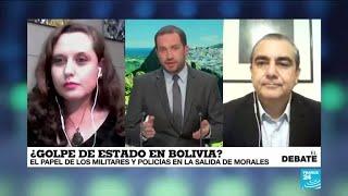 ¿Hubo o no un golpe de Estado en Bolivia?