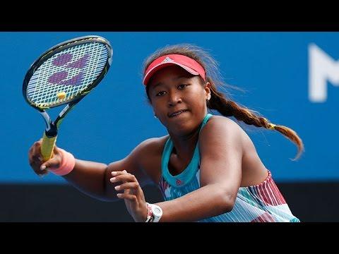 Naomi Osaka v Elina Svitolina highlights (2R) | Australian Open 2016