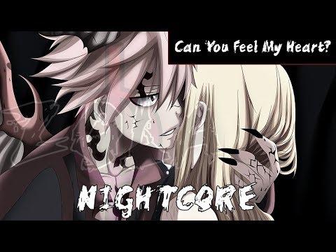 Nightcore - Can You Feel My Heart?