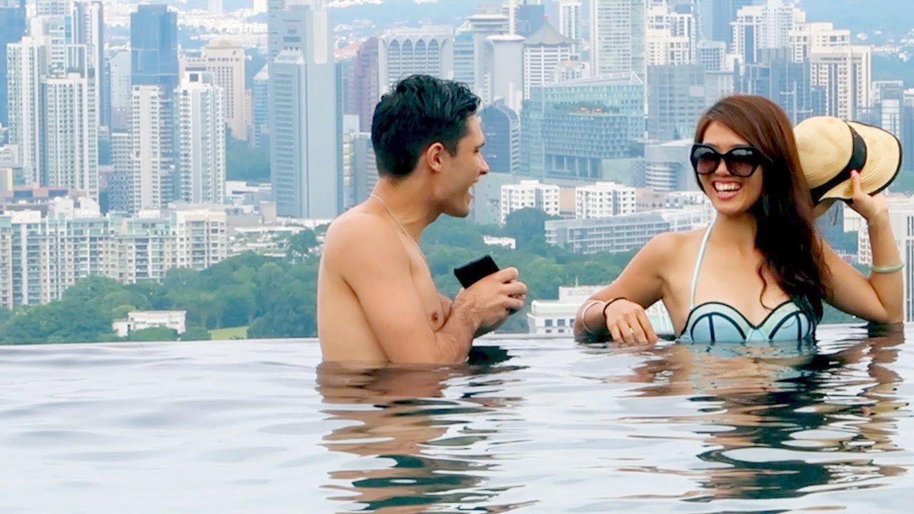 Girl Singapur