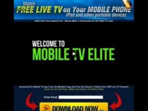 Mobile tv elite Download jar