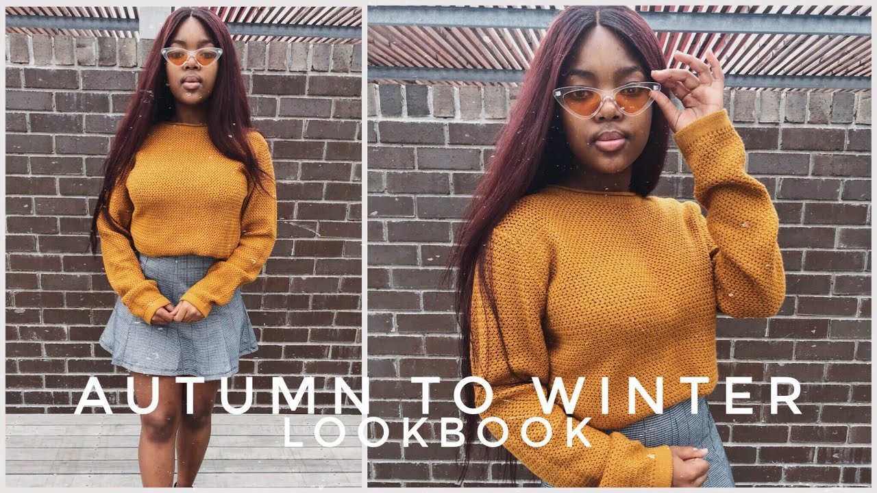 Autumn to Winter Lookbook | South African YouTuber 9