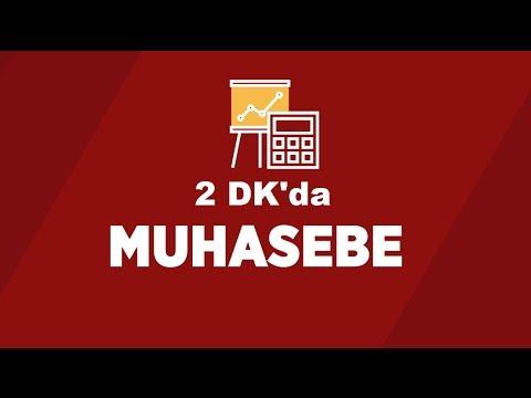 2 DAKİKADA MUHASEBE   FİNANSAL   009