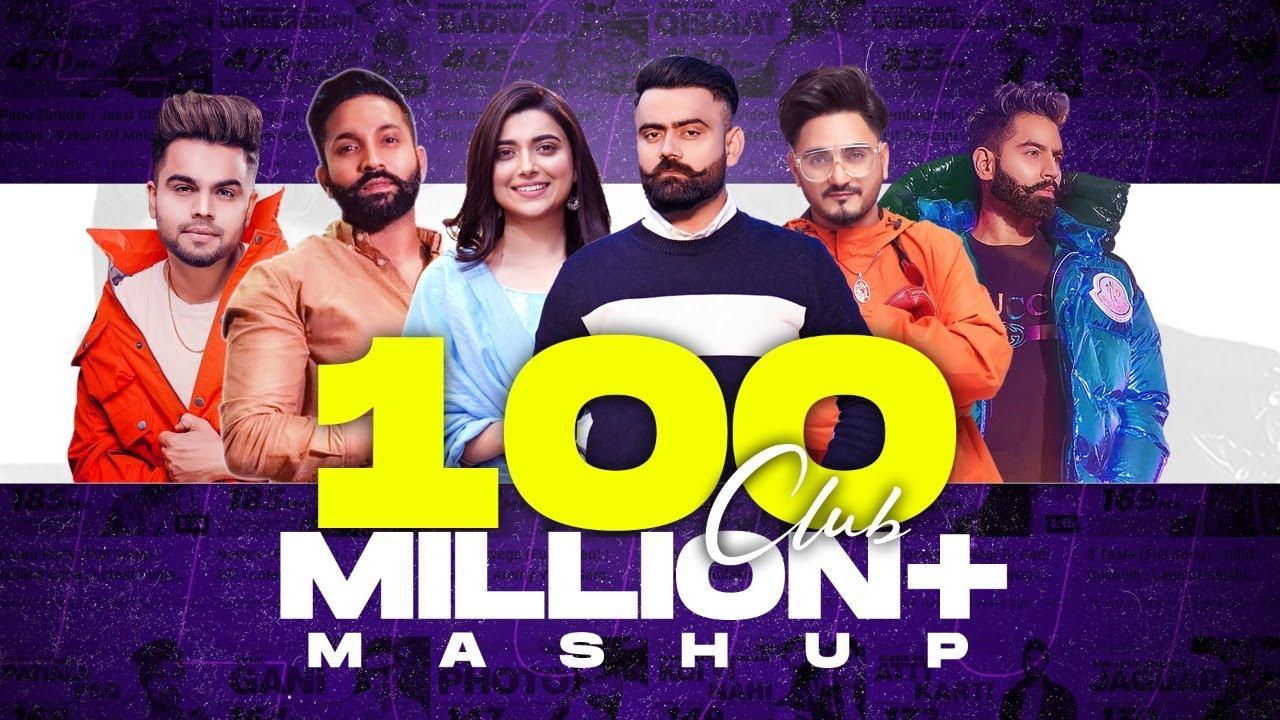 100 Million Club | Amrit Maan | Nimrat | Kulwinder Billa | Parmish Verma | Akhil | Dilpreet Dhillon
