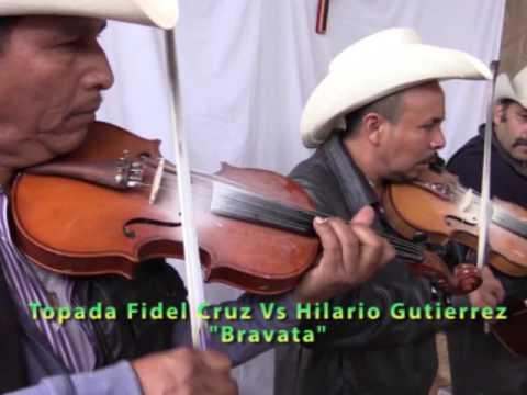 Topada Fidel Cruz Y Los Primos De La Sierra (Audio)