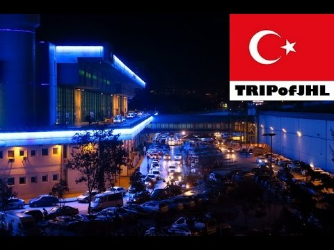 [TRIPofJHL] Traveling on a bus from Istanbul to Ankara