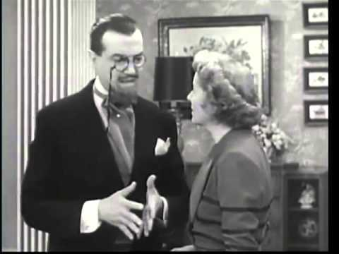 The George Burns And Gracie Allen Show Sampter Clayton Ballet 3rd
