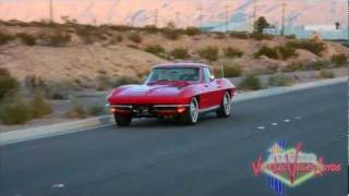 1964 Corvette Sting Ray Test Drive Viva Las Vegas Autos