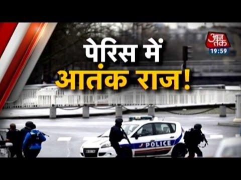Terror attacks break out in Paris