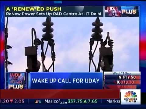 Sumant Sinha, CEO of ReNew Power speaks to CNBC TV 18