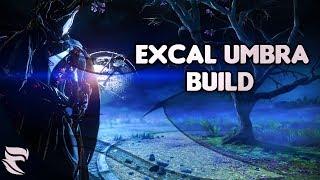 Warframe: Excalibur Umbra Build and Umbra Mods!
