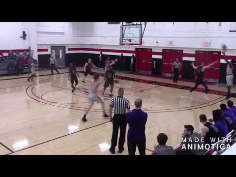Blackburn College Men's Basketball 18-19 Highlight Film