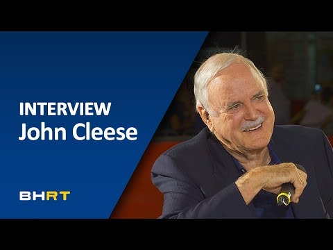 INTERVIEW John Cleese