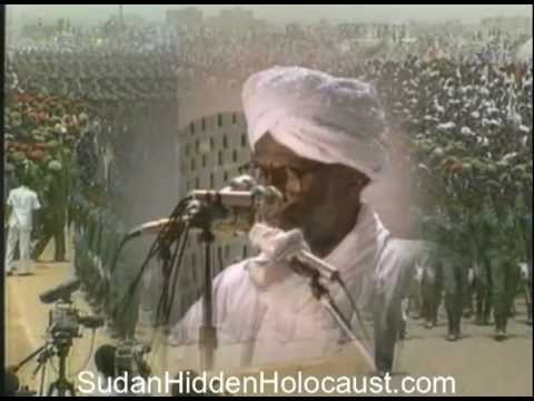 SUDAN WAR - Genocide of South Sudan from Islamic Government