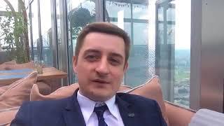 Смотреть видео DJ ANDREY NASH ШОУ БИЗНЕС МОСКВА Москва Сити 354 Exclusive height онлайн