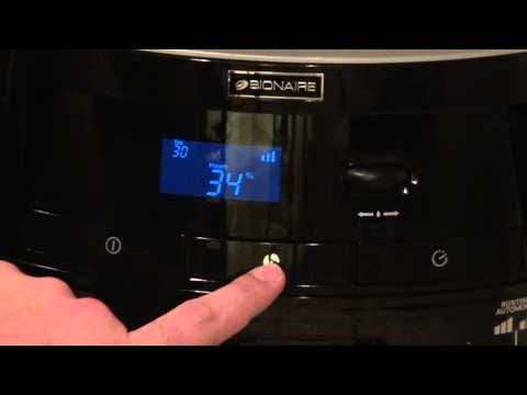 Review Of Bionaire Cool Mist Humidifier BCM7932P-CN From Costco HD