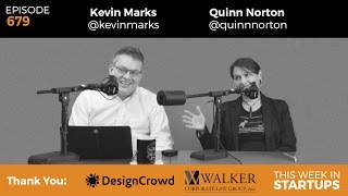 E679: Internet harassment & free speech rights roundtable w/Quinn Norton & Kevin Marks
