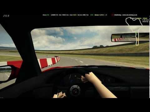 LFS| ENB-Series testing @ TC Citydriving