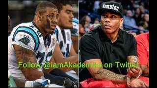 Nelly Ruins Another Happy Home. NFL Player Arrested.