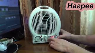 Программирование регулятора температуры XH-W3001 /setting The Temperature Controller