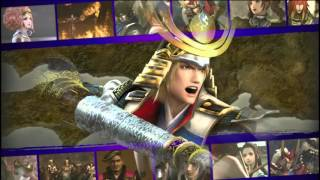 Samurai Warriors 4-II Vita Gameplay