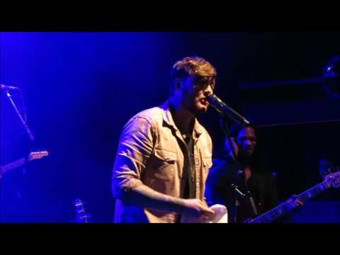 James Arthur - Back from the edge tour 2017