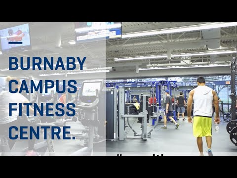 Recreation Services Fitness Centre - Burnaby Campus