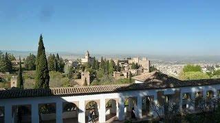 スペインの世界遺産「アルハンブラ宮殿」(こんな楽しいガイドは初めて)