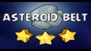 Angry Birds Space Solar System Asteroid Belt 10-6