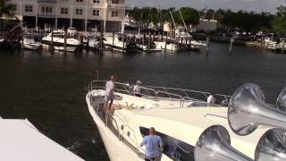 This Is Why You Hire Yacht Captains To Drive Your Yacht.