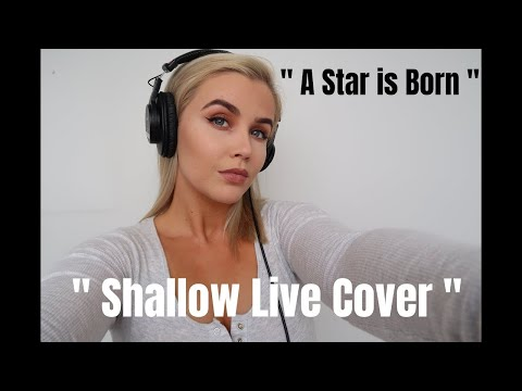 Shallow - A Star Is Born | Live Cover By Aimée