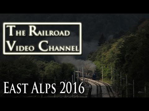 Eastern Alps (almost) Steam Tour, September 13-15 2016