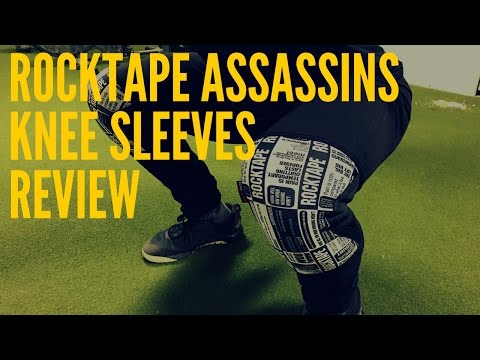 271aa1668b650 Rocktape Assassins 7mm Knee Sleeves Review - BarBend