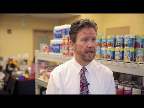 The SHOP: On-Campus Food Pantry And Resource Center