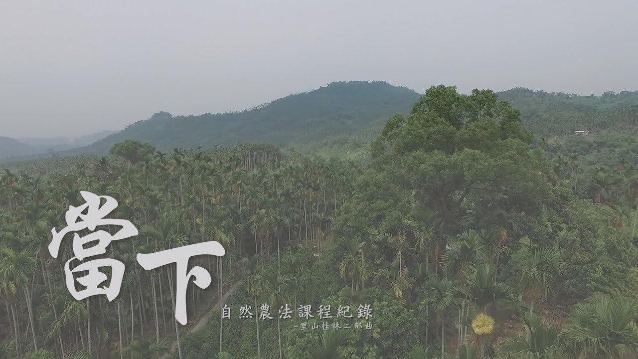 「當下」紀錄片~自然農法課程紀錄.里山桂林二部曲 - YouTube