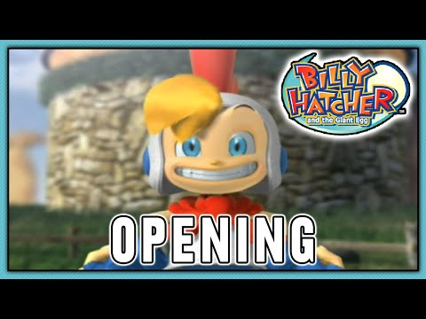 Billy Hatcher and the Giant Egg - Opening