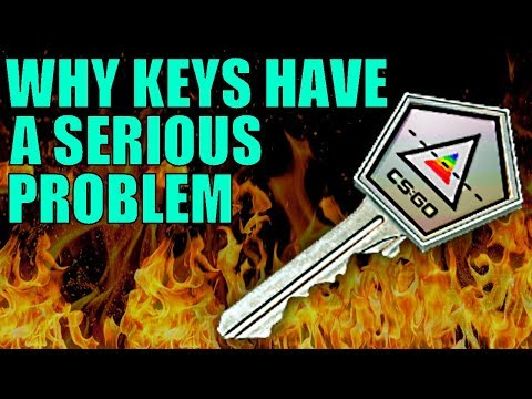 The HUGE PROBLEM With CSGO Keys That Could Cost You Money. | TDM_Heyzeus