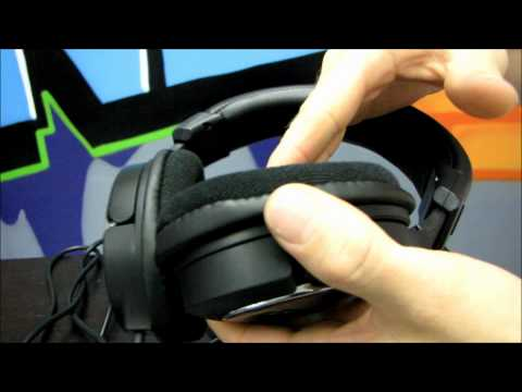Sharkoon XTATIC SP Headset For PC, Xbox 360 & PS3 Unboxing & First Look Linus Tech Tips