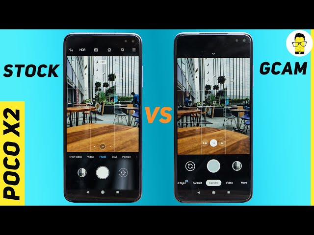Poco X2 Stock vs GCam comparison - MINDBLOWING difference! | how to install GCam on Poco X2?