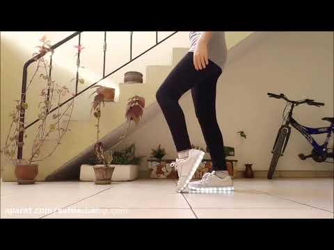 آموزش رقص شافل Shafel Dance Training thumbnail