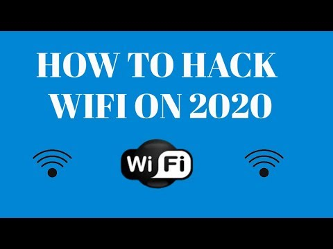 How to HACK Wifi Password  2017!