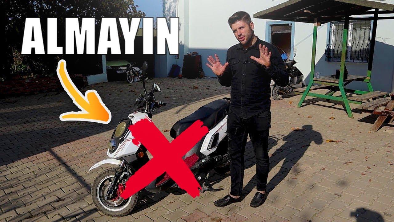 Miku Max Elektrikli Scooter İnceleme - Test Sürüşü