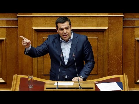 Greece Parliament Demand Germany Pay WWII Reparations