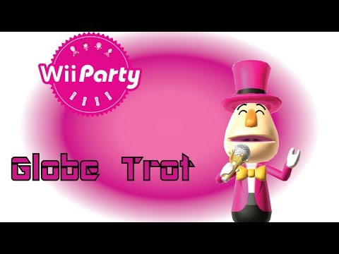 Wii Party: Globe Trot