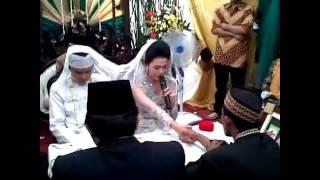 Kompilasi Video Akad Nikah Paling Lucu di Indonesia