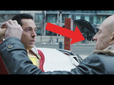 Shazam! Trailer: Every Easter Egg and Reference Revealed