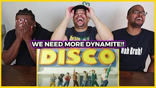 WE NEED MORE!!   BTS 'Dynamite' Official Teaser REACTION!!